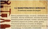 Logo Cj Manutenção E Serviços