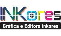 Logo Gráfica Inkores em Riacho Fundo I
