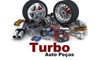 Logo de Turbo Pneus em Cavalhada