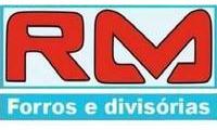 Logo de RM - Forros e Divisórias