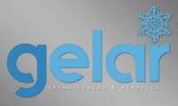 Logo Gelar climatização & elétrica