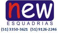 Logo de New Esquadrias em Costa e Silva