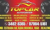 Logo de Top Car Autocenter em Realengo