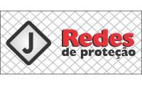 logo da empresa J Redes de Proteção - Venda, Instalação e Conserto de Redes de Proteção