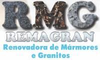 Logo Remagran - Renovadora de Mármores e Granitos em Setor Faiçalville
