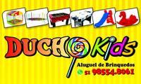 Logo de Ducho Kids Aluguel de Brinquedos em Lageado