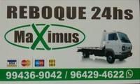 Logo de Auto Socorro Máximus em Praça Seca