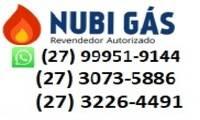 Logo de Nubi Gás em Morada de Santa Fé