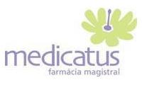 Logo de Farmácia Medicatus em Cristo Redentor