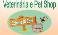 Logo de Veterinária e Pet Shop Colônia Di Cani em Santa Felicidade