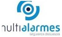 Logo de Multialarmes Segurança Eletrônica em Jardim da Penha