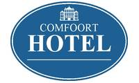 Logo Comfoort Hotel em Conforto