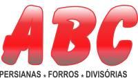 Logo ABC Persianas Forros Divisórias