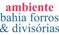 Logo de Ambiente Bahia Forros & Divisórias em Boa Vista de São Caetano