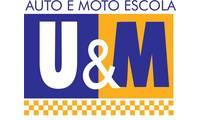 Logo de Auto E Moto Escola U&M em Getúlio Vargas
