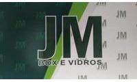 Logo de JM Box e Vidros em Poço