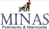 Logo de Minas Polimento e Marmorite em Aparecida