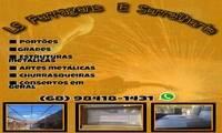 Logo L. S. Ferragem e Serralheria em Loteamento Novo Horizonte