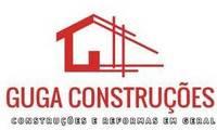 Logo GUGA CONSTRUÇÕES em São Marcos