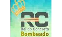 Logo de Rei do Concreto Bombeado