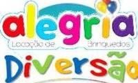 Logo de Alegria E Diversão