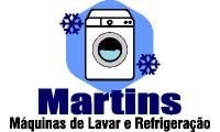 Logo de Martins Máquina de Lavar em da Paz