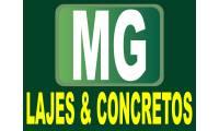 Logo de Lajes E Concreto Mg em Recanto das Emas