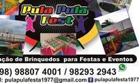 Logo de Pula pula fest em Turu