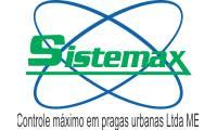 Logo Sistemax Controle Máximo em Pragas Urbanas em São Caetano