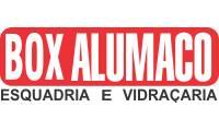 Logo de Box Esquadria E Vidraçaria Alumaco em Marajó