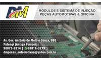 Logo de DM Peças Automotivas em Redinha