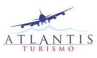 Logo de Atlantis Viagens e Turismo em Setor Gentil Meireles