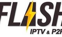 Logo de FlashTV
