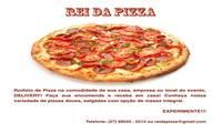 Logo de Rei da Pizza
