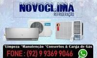 Logo de Novo Clima Refrigeração