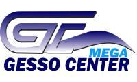 Logo Mega Gesso Jf em Centro