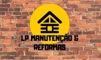 Logo de LP Manutenção & Reformas em Asa Norte