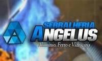 Logo de AngeluSerralheria em Cosmos