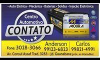 Logo AUTO ELETRICA CONTATO em Coronel Antonino