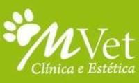 Logo de Clínica Veterinária MVet em Cerqueira César