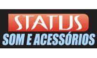 Logo Status Som E Acessórios em Jardim Europa