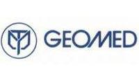 Logo de Geomed em Vila Romana