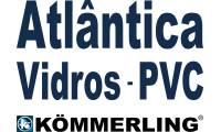Logo de Atlântica Vidros - Esquadrias de Pvc