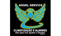 Logo Angel Service Segurança Eletrônica