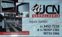 Logo de Jcn Serralheria