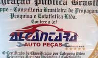 Logo de Alcântara Autopeças em Quintino Cunha