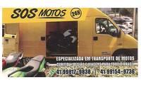 Logo de Transquintino em São Braz