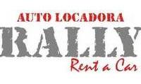 Logo de Auto Locadora Rally em Jardim Monte Líbano