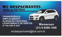Logo de WC Despachante BH e Região. em Nova Gameleira