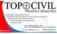 Logo de Topocivil Projetos e Consultoria em Jardim das Américas